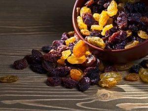 Updated Prices of Raisins