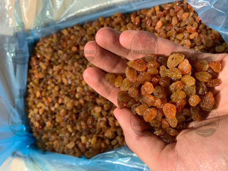 Producing Sultana Raisin