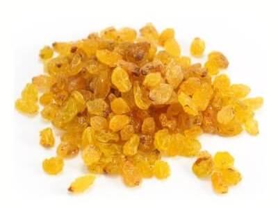 Producing Golden raisin