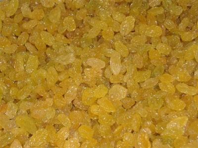 Price of Golden Raisin